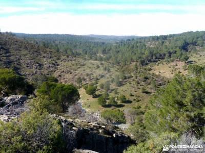Hoyo de Pinares;Valle de la Pizarra y los Brajales-Cebreros;o camiño dos faros sendas de madrid rio